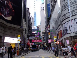 Hong Kong - Tax on Holding Company